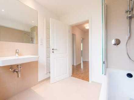 Erstbezug nach Kernsanierung! Hochwertige 2-Zimmer-Wohnung in ruhiger Lage zu vermieten