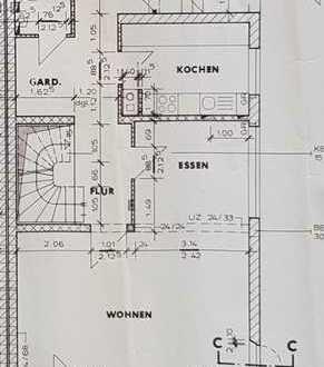 Gepflegte 6-Zimmer-Doppelhaushälfte mit Einbauküche in Mühlacker-Enzberg