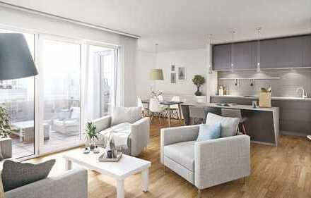 Leben in Ensen - 3 Zimmer Neubau ETW