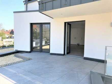 Lifestyle pur - Moderne 3-ZKB mit Terrasse in Rohrbach zu verkaufen