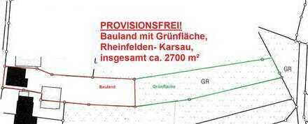 Baugrundstück - PROVISIONSREI!