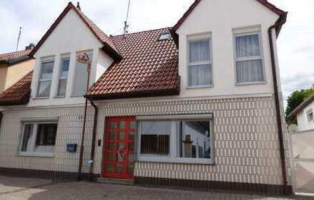 Wohn- und Geschäftshaus in Heßheim