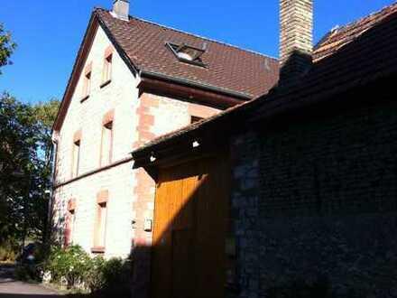 Gepflegte 3-Zimmer-Wohnung mit Balkon und EBK in Hahnheim