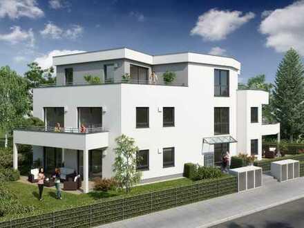 3-Zimmer-Dachterrassen-Wohnung