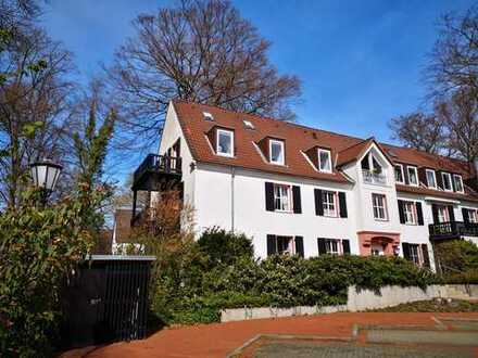 3 Zimmer Wohnung am Steimker Berg mit Balkon und Blick in den Park