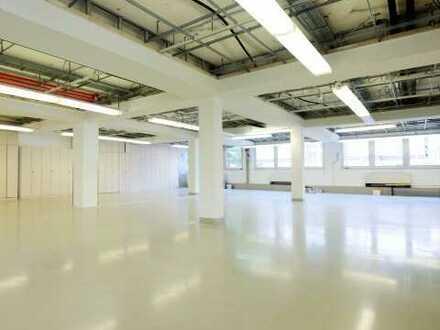 Gepflegte Räume zur Werkstatt-,Büro- und leichter Produktionsnutzung