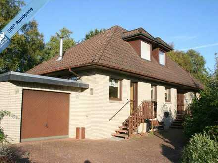 Großes Einfamilienhaus auf großem Grundstück in Krusenbusch