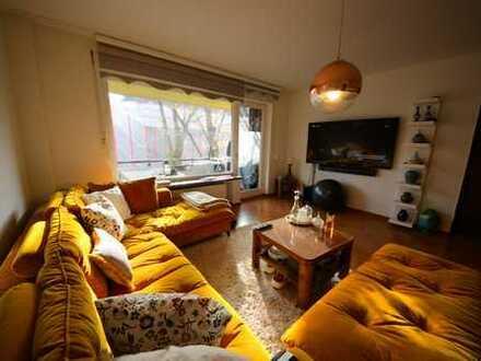 Große 3 Zimmerwohnung