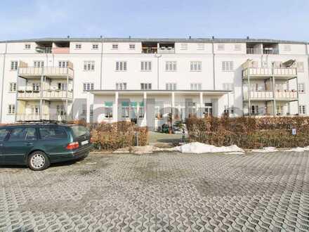 Im beliebten Chemnitz-Gablenz: Bewohnte 3-Zi.-ETW mit Stellplatz in gepflegter Wohnanlage