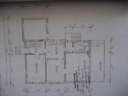 Wohnung mit Terasse und Garten zentral gelegen