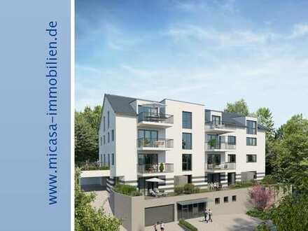 Helle und großzügige Eigentumswohnung mit Dachterrasse und Balkon