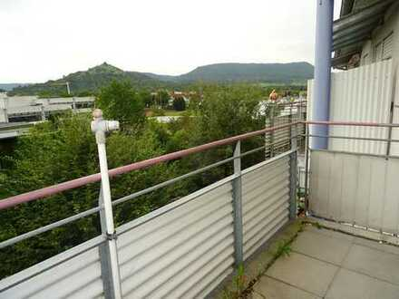 2 Zi. Wohnung mit Balkon in Seniorenanlage