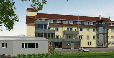 4,5 Zi mit BLK im naturverbundenen+wohngesunden Wohnprojekt Gelbe Mühle
