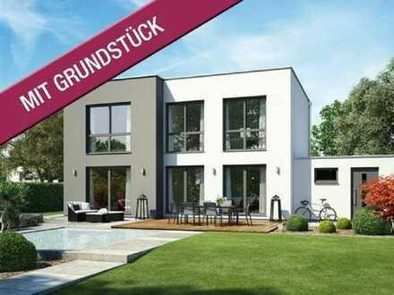 Atemberaubende Architektur, nicht nur für Designer - Wohnen mit Blick auf über 2.000m²