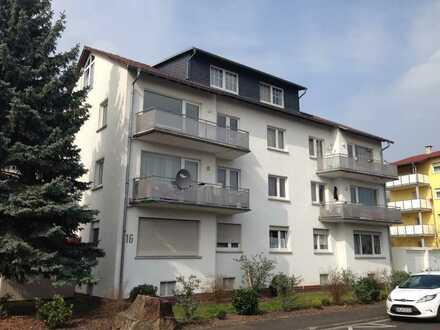 Frisch, kernsanierte Wohnung im Stadtkern Gelnhausen