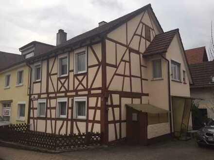 Guterhaltenes Fachwerkhaus mit zusätzlichem Gartengrundstück - kein Denkmalschutz -