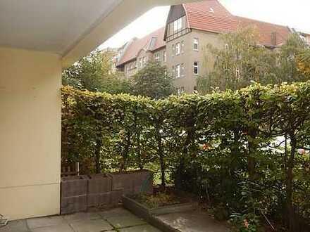 !!! NUR MIT WBS MIT DRINGLCIHKEIT (besonderen Wohnbedarf)!!! gemütliche Wohnung mit Terrasse
