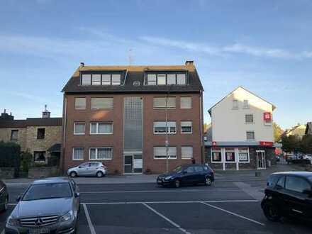 Aktuell - Wohnung in Zentrumslage Büsbach - Vermietung nur mit WBS !