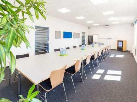 Campus der Ideen - Attraktive Seminar- und Tagungsräume, modern, flexibel und mit Blick ins Grüne