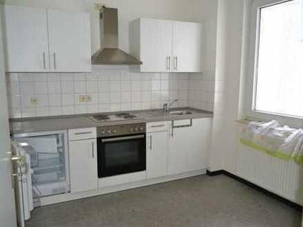 2-Zimmer-Altbauwohnung ohne Balkon und Stellplatz, 3. OG ohne Aufzug, im Zentrum Rheines