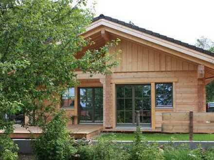Massivholzhaus - freistehend, energieeffizient, individuell, gemütlich