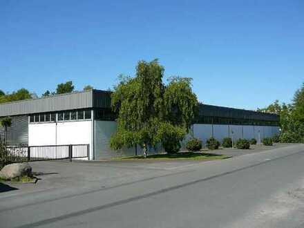 Moderne Gewerbehalle in Gütersloh
