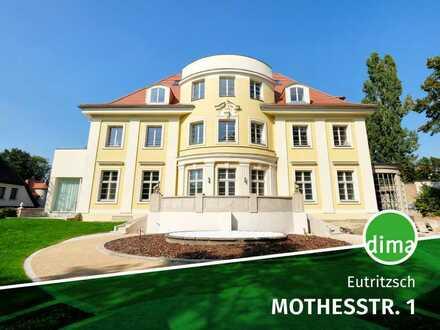 ERSTBEZUG | DENKMALPERLE | 2 Terrassen, 2 Bäder, 2 Stellplätze, Einbauschränke, Stuck, HWR, FBH