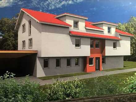 Erstbezug mit Balkon: attraktive 2-Zimmer-Wohnung in Kreßberg-Waldtann