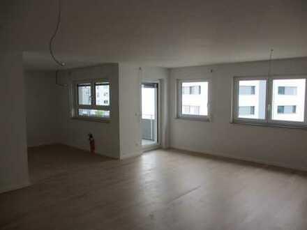 3,5 -Zimmerwohnung, zentral mit großem Balkon in Westausrichtung