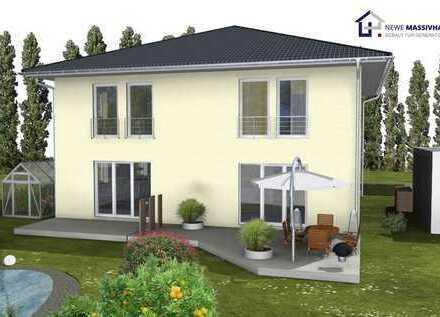 Doppelhaushälfte in Altlandsberg.