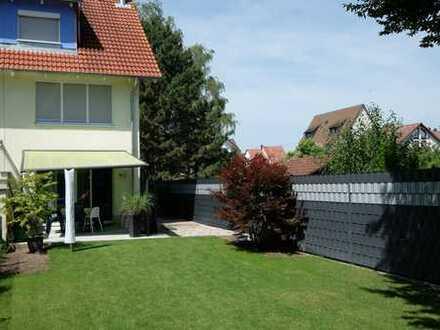 HD-Wieblingen! Moderne Doppelhaushälfte in sehr beliebter sowie zentraler Wohngegend.