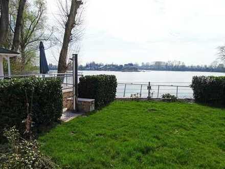 Wochenend/Ferienhaus am Eicher See mit Bootssteg