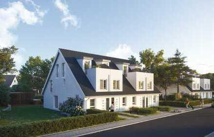 Familienfreundliches Stadthaus in begehrter grüner Wohnlage von Hamburg-Niendorf