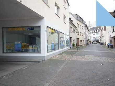Eckladenlokal in Innenstadtlage von Brühl!