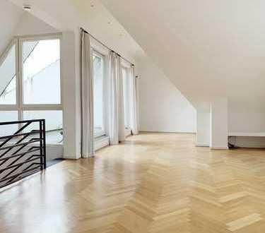 Lichtdurchflutete Maisonette Wohnung in bester Lage von Alt-Oberkassel