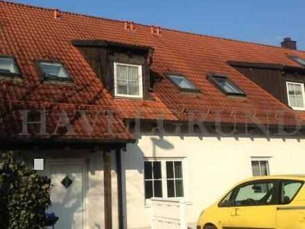 Erdgeschoss-, Eigentumswohnung mit Garten im idyllischen Dallgow - Döberitz