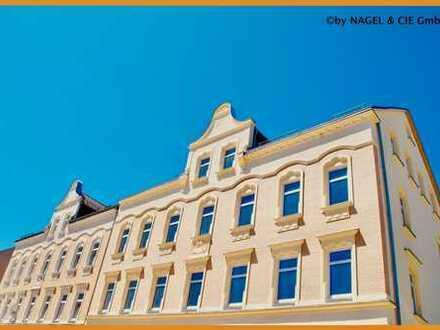 ...auch Familien wollen elegant leben - helle 3-Räume mit Tageslichtbad + Balkon im Erstbezug