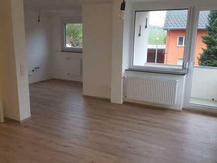 Freundliche Wohnung mit vier Zimmern in Bad Waldsee