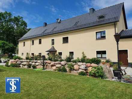 gemütliche 3 Zimmer Wohnung in ruhiger Lage mit Kinderspielplatz in Rößnitz/ Leubnitz - KEINE HAU...