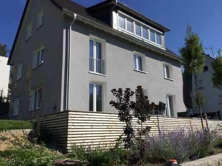 2-Zimmer-DG-Wohnung in ruhiger, sonniger Toplage am Gigelberg in Biberach an der Riß