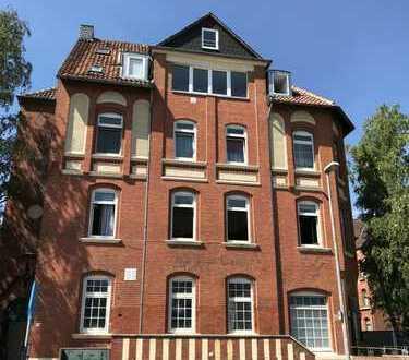NEU - Wunderschöne, kernsanierte 2-Zimmer Erdgeschoss-Wohnung in Wülfel