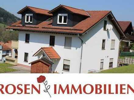 3-Fam-Haus - teilvermietet + Bauplatz