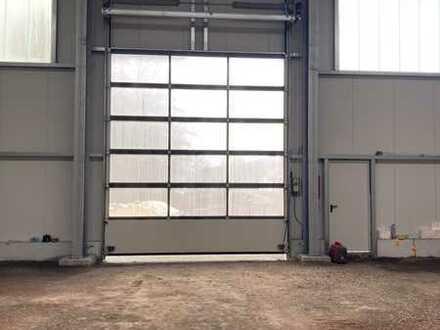 Lager-/Werkstatt-/Industriehalle in zentraler Lage