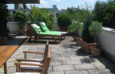 Traumhafte Dachterrassen-Penthouse Wohnung – Exklusivität und Sonne pur, provisionsfrei