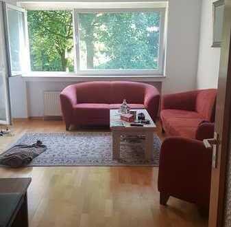 Attraktive (vermietete) 3 Zi.-Wohnung in grüner Lage in MS-Hiltrup-Ost