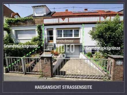 SCHÖNES RMH in ruhiger Lage in Nieder Eschbach! Ausbaupotential!