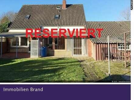 Bezugsfrei! Familienfreundliches Einfamilienhaus in netter Siedlungslage von Großenkneten!