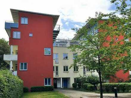 2-Zimmer Dachterrassenwohnung in Bogenhausen
