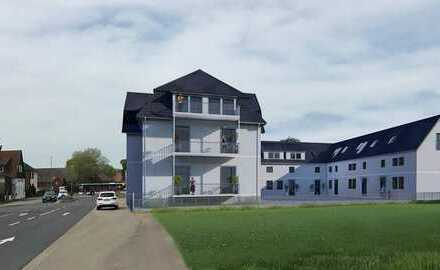 Erstbezug !! Komfortabele Neubau- Erdgeschosswohnung vor den Toren Braunschweigs