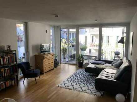 2-Zimmer-Wohnung mit Balkon, Einbauküche und TG-Stellplatz in Haidhausen